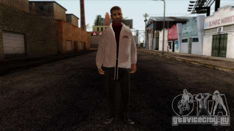 Doctor Skin 2 для GTA San Andreas