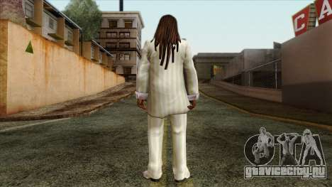 GTA 4 Skin 26 для GTA San Andreas второй скриншот