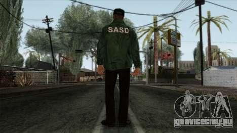 Police Skin 2 для GTA San Andreas второй скриншот