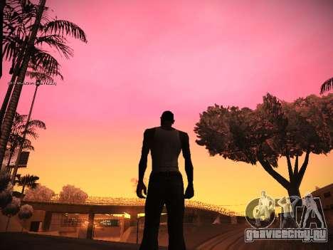 ENB v.14 для GTA San Andreas шестой скриншот