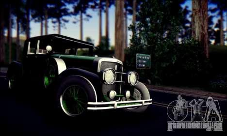 Albany Roosevelt (GTA V) для GTA San Andreas