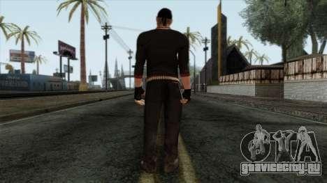 GTA 4 Skin 42 для GTA San Andreas второй скриншот
