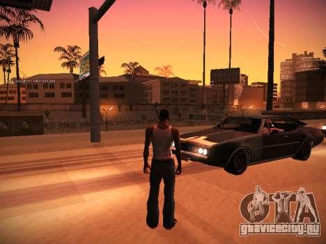 ENB v.14 для GTA San Andreas