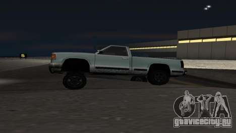 Новая физика машин для GTA San Andreas второй скриншот