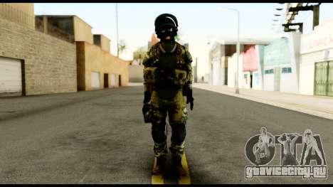 Support Troop from Battlefield 4 v3 для GTA San Andreas