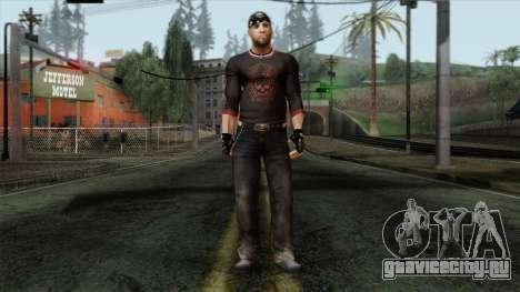 GTA 4 Skin 42 для GTA San Andreas