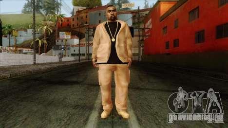 GTA 4 Skin 30 для GTA San Andreas