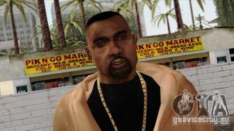 GTA 4 Skin 30 для GTA San Andreas третий скриншот