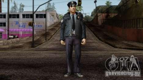 Police Skin 6 для GTA San Andreas