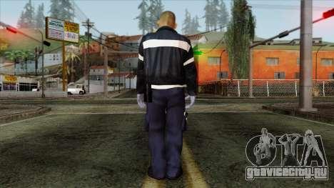 GTA 4 Skin 44 для GTA San Andreas второй скриншот