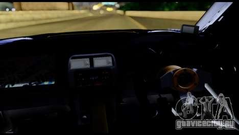 Nissan Silvia S14 DC Hunter для GTA San Andreas вид сзади слева