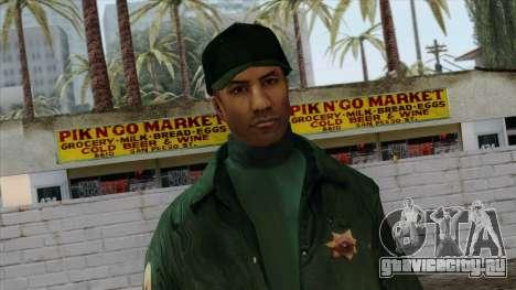 Police Skin 2 для GTA San Andreas третий скриншот