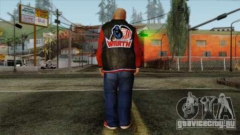 GTA 4 Skin 69 для GTA San Andreas второй скриншот