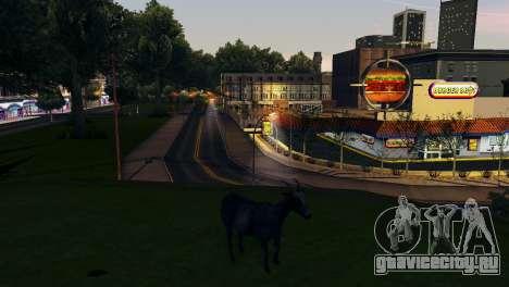 Возможность из GTA V играть за животных для GTA San Andreas десятый скриншот