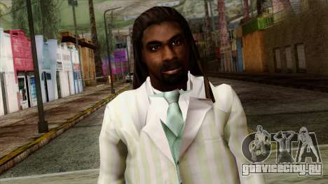 GTA 4 Skin 26 для GTA San Andreas третий скриншот