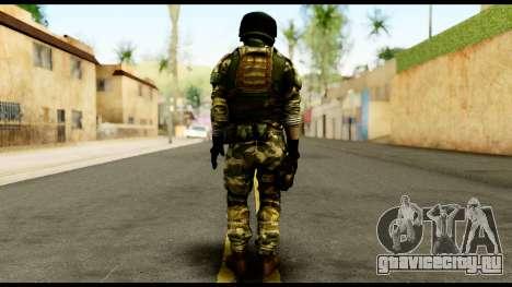 Support Troop from Battlefield 4 v3 для GTA San Andreas второй скриншот