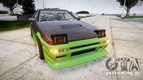 Toyota AE86 для GTA 4