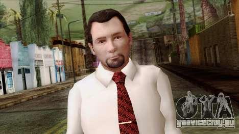 GTA 4 Skin 36 для GTA San Andreas третий скриншот