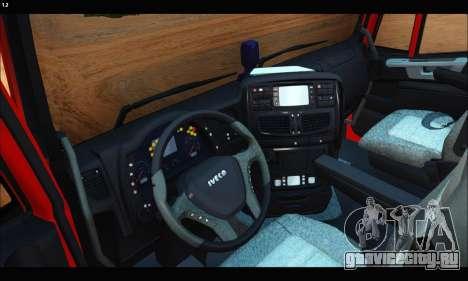 Iveco Trakker 2014 Tipper (IVF & ADD) для GTA San Andreas вид справа