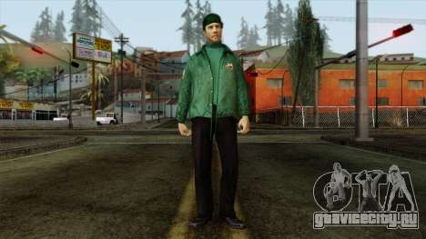 Police Skin 1 для GTA San Andreas