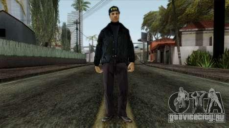 Police Skin 3 для GTA San Andreas