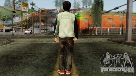 GTA 4 Skin 29 для GTA San Andreas второй скриншот