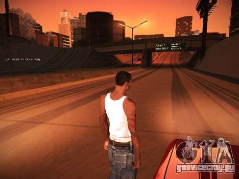 ENB v.14 для GTA San Andreas седьмой скриншот