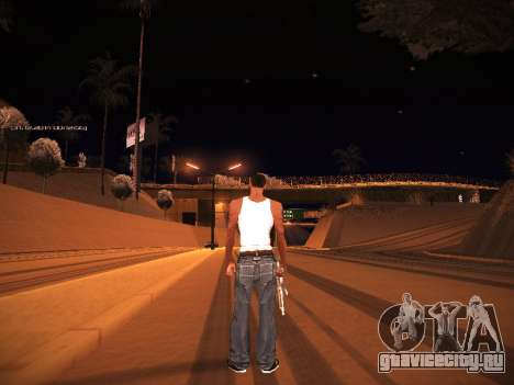 ENB v.14 для GTA San Andreas восьмой скриншот