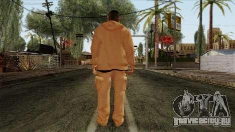 GTA 4 Skin 30 для GTA San Andreas второй скриншот