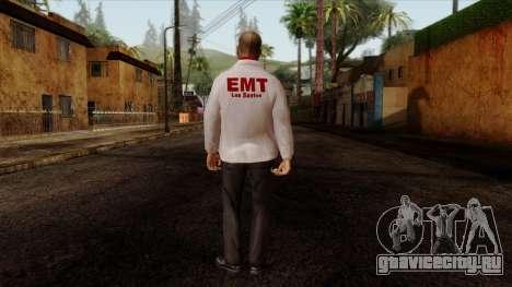 Doctor Skin 2 для GTA San Andreas второй скриншот