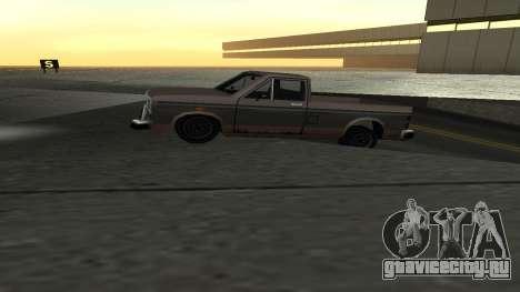 Новая физика машин для GTA San Andreas четвёртый скриншот