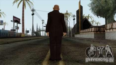 GTA 4 Skin 92 для GTA San Andreas второй скриншот