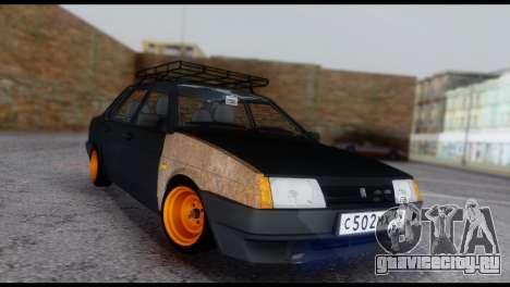 Lada 21099 Rat Look для GTA San Andreas