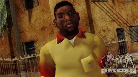 GTA 4 Skin 90 для GTA San Andreas третий скриншот