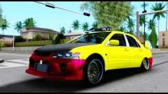 Mitsubishi Lancer Evo 9 для GTA San Andreas