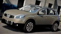 Nissan Qashqai 2011 для GTA 4