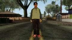 GTA 4 Skin 29 для GTA San Andreas
