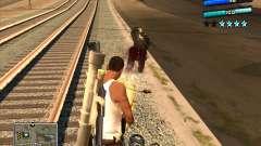 C-HUD Super Cull для GTA San Andreas