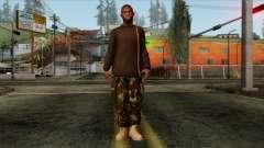 GTA 4 Skin 79 для GTA San Andreas
