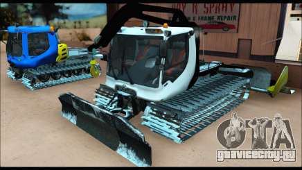 PistenBully 600S для GTA San Andreas