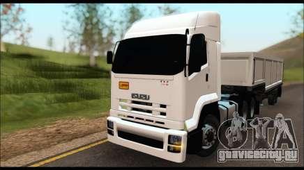 ISUZU FXZ 360 Thailand для GTA San Andreas