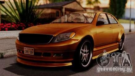 GTA 5 Schafter для GTA San Andreas