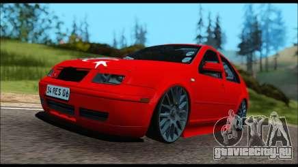 Volkswagen Bora для GTA San Andreas