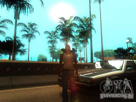 ENB by Dream v.03 для GTA San Andreas пятый скриншот
