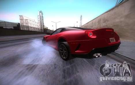 ENB infinity Beta Edition для GTA San Andreas восьмой скриншот