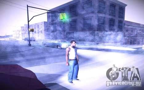 Sunny 2 ENBSeries для GTA San Andreas пятый скриншот