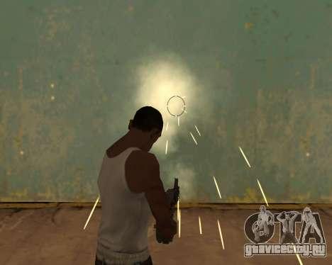 Effect Mod 2014 By Sombo для GTA San Andreas пятый скриншот