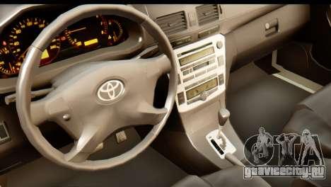 Toyota Hilux Meraclo Utility 2010 для GTA San Andreas вид сзади