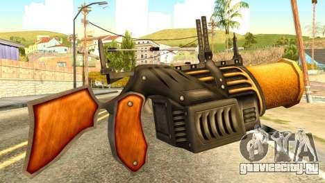 Grenade Launcher from Redneck Kentucky для GTA San Andreas второй скриншот