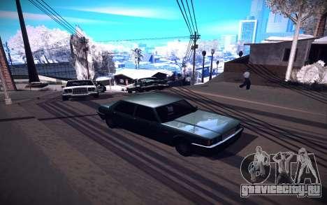Sunny 2 ENBSeries для GTA San Andreas